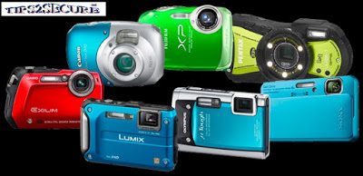ideas for selecting underwater camera