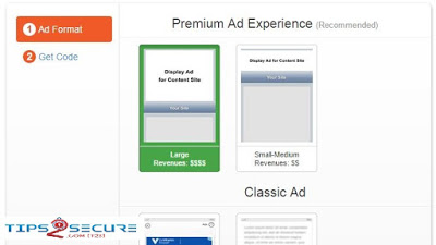 how to create Ad units for Adsoptimal