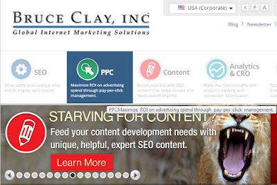Bruce Clay blog