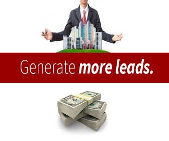 Leads retained through your website