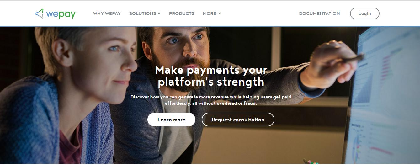 Wepay: PayPal alternatives