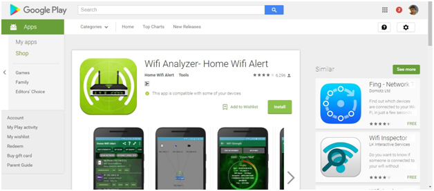 Wi-Fi analyzer review