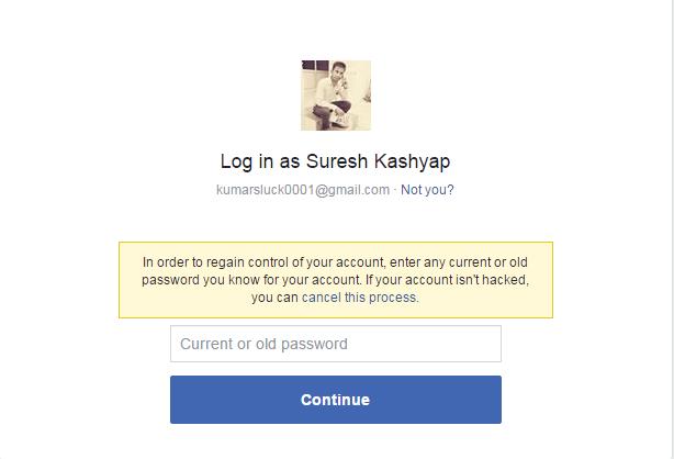 adding new name to facebook profile