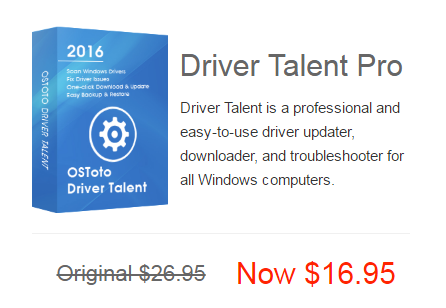 Driver talent pricing