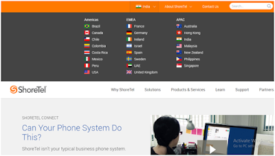 Shore Tel: business phone service providers
