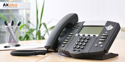 Axvoice VoIP service provider