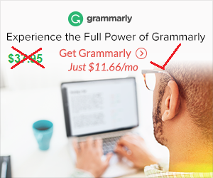 Grammarly promo codes