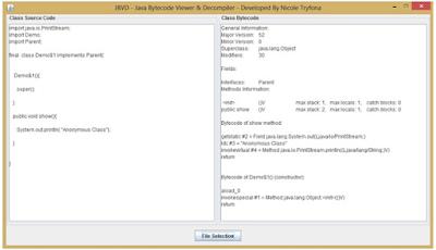 Java Bytecode Viewer Decompiler