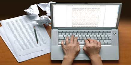 finding the best writing job