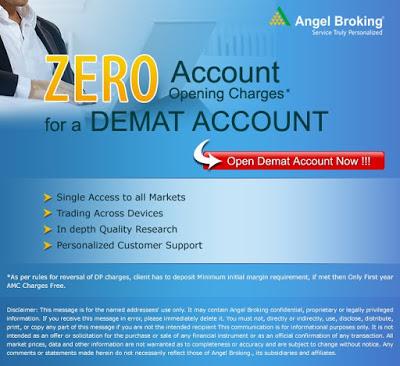 Angel Broking demat account Advantages