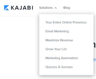 Features of Kajabi