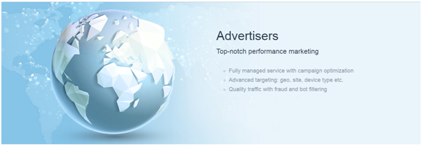ClickAdu Review: Advertisers