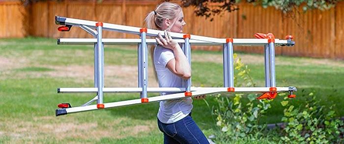 little giant extension ladder
