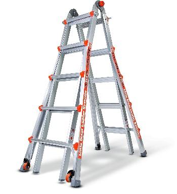 little giant telescopic ladder