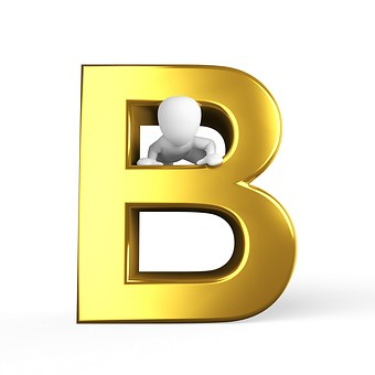 B alphabet whatsapp dp