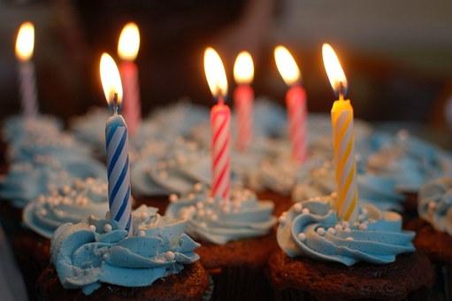 birthday candles whatsapp birthday dp