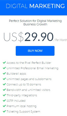Builderall Digital Marketing Plan