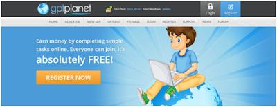 Gptplanet PTC website