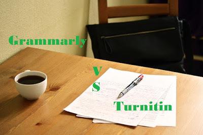 Grammarly Vs Turnitin