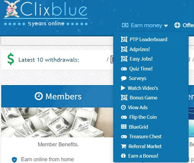 clixblue strategy