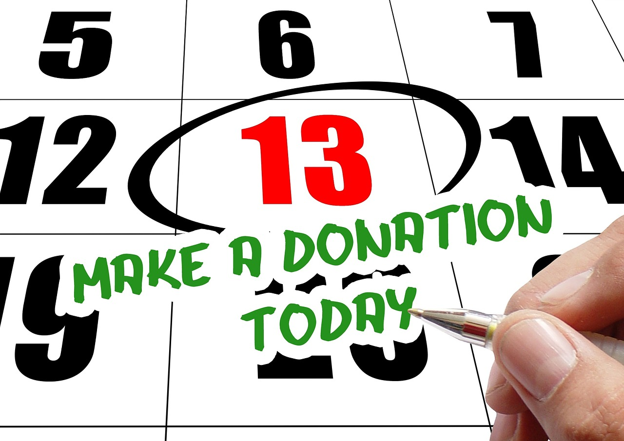 Online Donation Forms