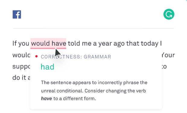 Grammarly for pages Mac