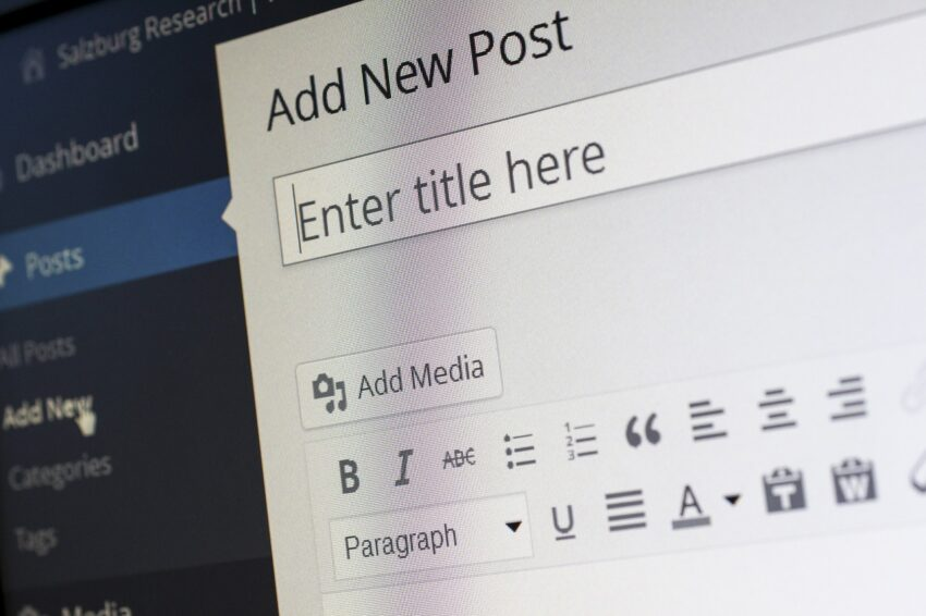 wordpress multipage forms