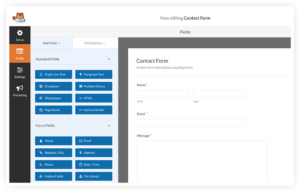 best form buider for wordpress